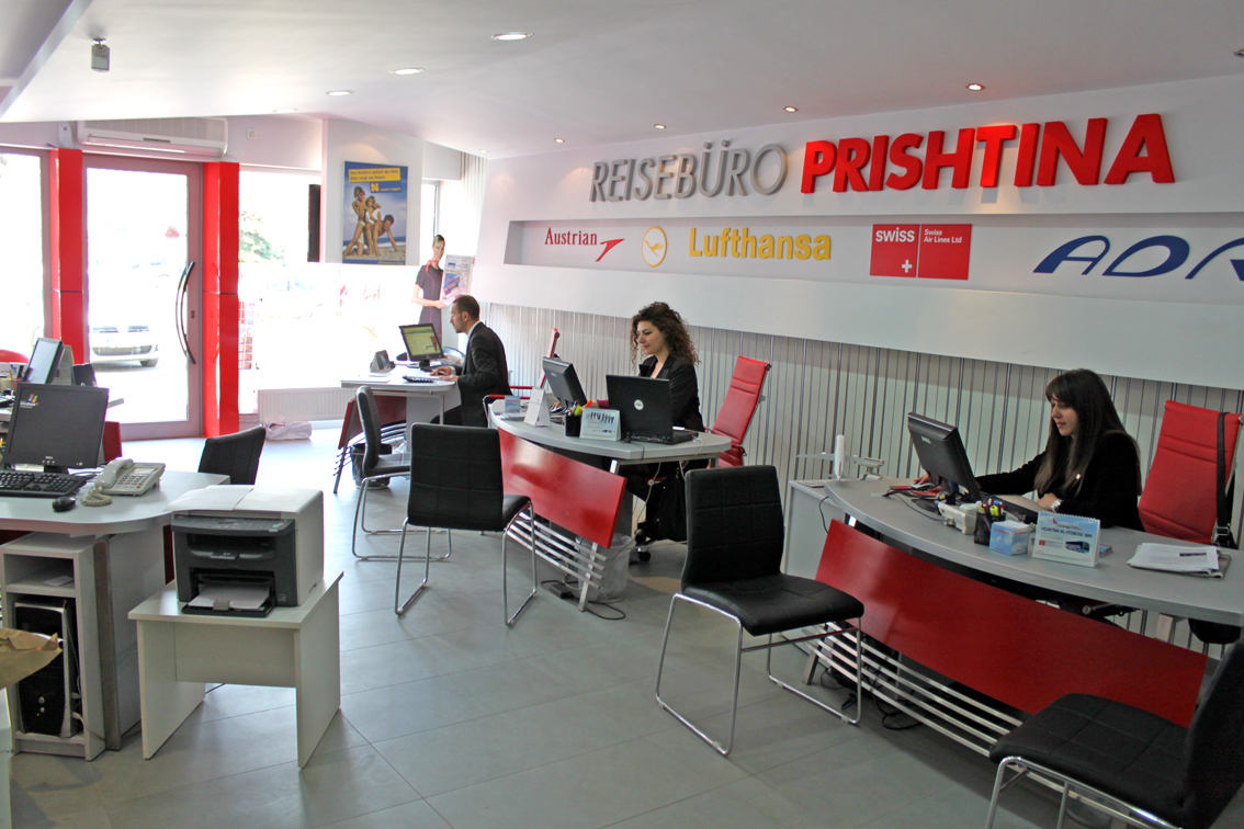 Reisebüro prishtina gmbh